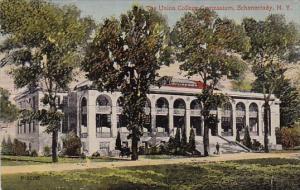 New York Schenectady The Union College Gymnasium 1914