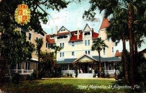Florida St Augustine Hotel Magnolia 1910