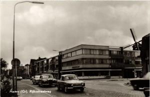 CPA Haren Rijksstraatweg NETHERLANDS (728359)