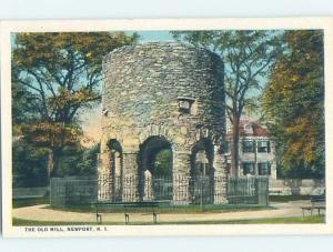 Unused W-Border BUILDING Newport Rhode Island RI hn9600