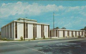 FAYETTEVILLE , North Carolina , 1950-60s ; Federal Building