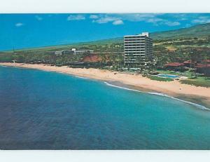 Unused Pre-1980 HOTEL SCENE Maui Hawaii HI B0188