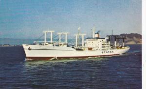 1940-1960's; States Steamship Company's California