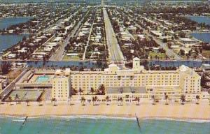 Florida Hollywood Beach The Hollywood Beach Hotel One Of The More Luxurious O...
