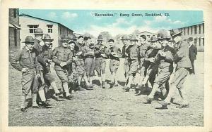 Military, IL, Rockford, Illinois, Recreation, E.C. Kropp No. 19934-N