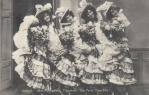 Oddgeir Stephensens Theater De fem Sostre , Denmark , 1909