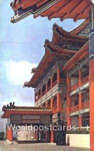 Taipei Grand Hotel Taipei China 1975