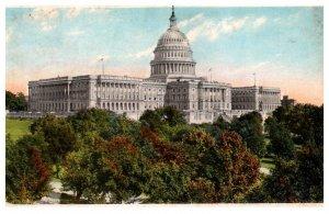 Washington D.C.  U.S. Capitol