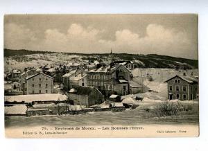 191158 FRANCE ENVIRONS de MOREZ Les Rousses l'hiver Vintage