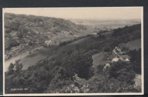 Herefordshire Postcard - View of Symonds Yat     RS9794