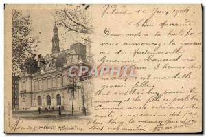Old Postcard Neuilly L & # City 39hotel