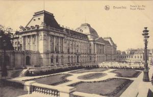 Royal Palace, Bruxelles, Belgium, 00-10s