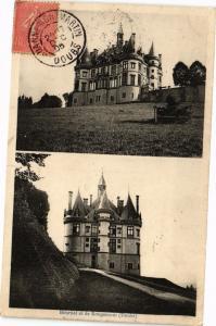 CPA Bournel et de ROUGEMONT (182977)