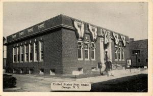 NY - Owego. U.S. Post Office