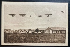 Mint Netherlands Real Picture Postcard RPPC Soesterberg Air Camp