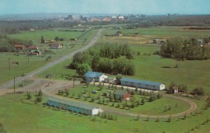 FORT WILLIAM , Ontario , Canada , 1950-60s ; Valley View Motel