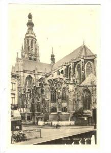 RP, Groote Kerk, Breda (North Brabant), Netherlands, 1920-1940s