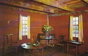 New Jersey Morristown Dining And Living Room Of The Wick House
