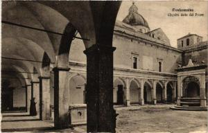 CPA Montecassino Chiostro detto del Priore . ITALY (545591)