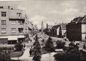 Slovakia Trnava Street Scene