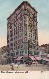 Kentucky Louisville Todd Building