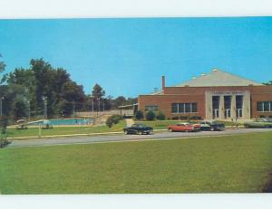 Unused Pre-1980 AUDITORIUM SCENE Anderson South Carolina SC G2712