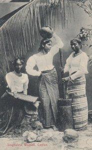 Singhalese Women , CEYLON , 00-10s