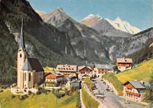 Grobglockner Hochalpenstrabe Heiligenblut Austria 1965