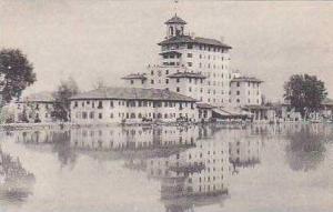 Colorado Colorado Springs Broadmoor Hotel Albertype