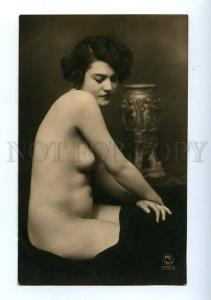128979 NUDE Woman BELLE Vintage PHOTO PC Paris #2223 PC