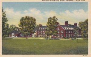 OXFORD, Ohio , 30-40s; New Men's Dormitory, Miami University