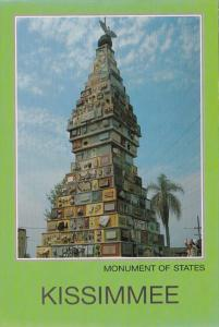 Florida Kissimmee Monument Of States