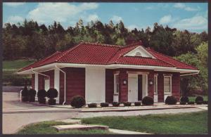 Old Taylor Museum,Frankfort,KY Postcard