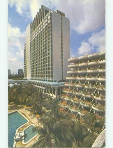 Unused Pre-1980 SHANGRI-LA HOTEL Shangri-La SINGAPORE hr7077