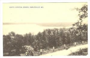 White Crystal Beach, Earleville, Maryland, 30-50s