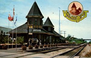 Canada - ON, Grimsby. Village Depot