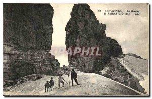 Old Postcard Gavarnie La Breche de Roland