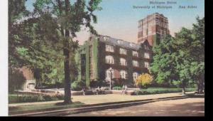 Michigan Ann Arbor Michigan Union University Of Michigan  Albertype