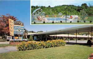 5151  VT  Burlington   Handy´s Town House Motel