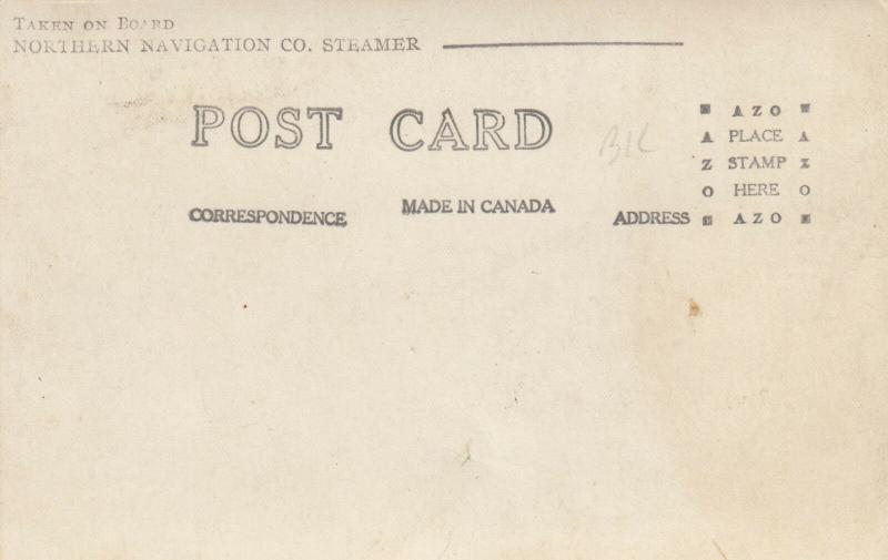 RP; KAKABEKA FALLS , Ontario , 1900-10s ; Bridge