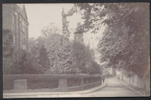 Worcestershire Postcard - Church Road, Oldswinford   A6007