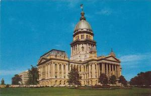 Illinois Springfield State Capitol Of Illinois
