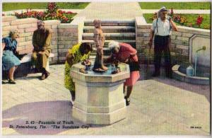 Fountain of Youth, St Petersburg Fla