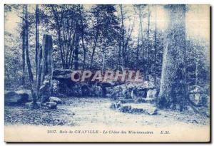 Old Postcard Bois de Chaville Le Chene Missionaries