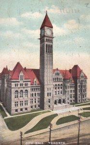 TORONTO, Ontario, Canada, PU-1909; City Hall