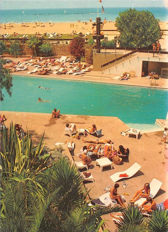 Morocco Maroc Village d'Agadir Club Mediterranee Swimming Pool