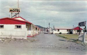 Aurora Motel , CLINTON , in the Cariboo country , B.C. , Canada , 50-60s