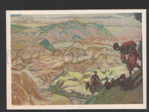 119989 CAUCASUS WAR Hadji Murat near killed Murid by LANSERE