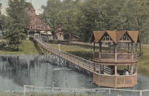 GREENSPRING , Ohio , 00-10s ; Oak Bridge & Hotel Springs
