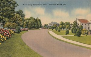 REHOBOTH BEACH , Delaware, 1930-40s ; Silver Lake Drive